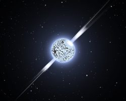 Analysts find incredibly thick neutron star 4,600 light-years from Earth