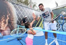 What Is The coming times? Welcome To The Net Generation : American Tennis
