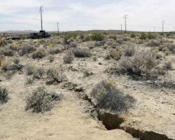 California tremors just caused a significant fault point to move just because, an investigation shows