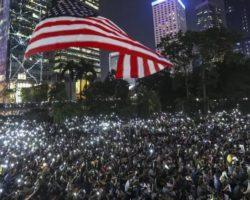 Asian markets withdraw after Trump signs Hong Kong bill