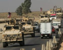 Troops, armored vehicles enter Syria to protect oil fields from ISIS