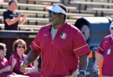 Previous FSU players, mentors mobilizing behind interval head coach Odell Haggins