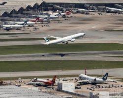 Hong Kong to enable aircraft to keep airport slots regardless of cutting capacity