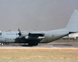 Chilean Air Force plane assumed slammed on its approach to Antarctica