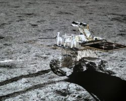 Chinese space mission what it resembles on the far side of the moon