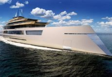 Bill Gates purchases a superyacht that is powered by liquid hydrogen