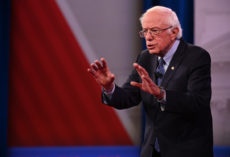 Sanders advised Russia is attempting to assist his with battling