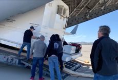 NASA's Mars 2020 meanderer lands at Florida launch site for July liftoff