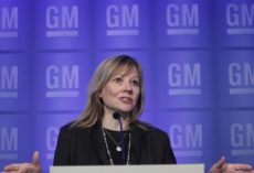 GM CEO Mary Barra anticipates that North American plants should come back to approach pre-coronavirus levels by late June